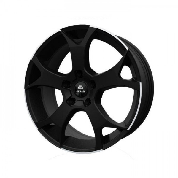 Диск литой R18 Aluminum Design Ghost 5 Edition Schwarz 8x18 5x108