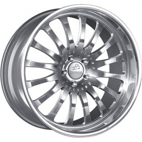 Диск литой R20 Carlsson 1/16 Ultra Light Silber кованый 8,5x20 5x112