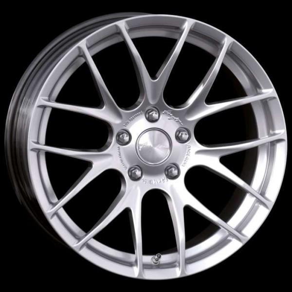 Диск литой R17 Breyton Race GTS-R Hyper Silver Undercut 7x17 4x100