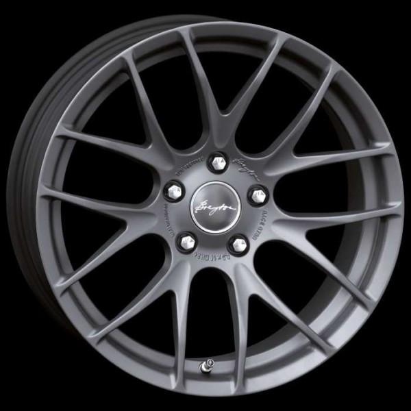 Диск литой R17 Breyton Race GTS-R Matt Gun Undercut 7x17 4x100