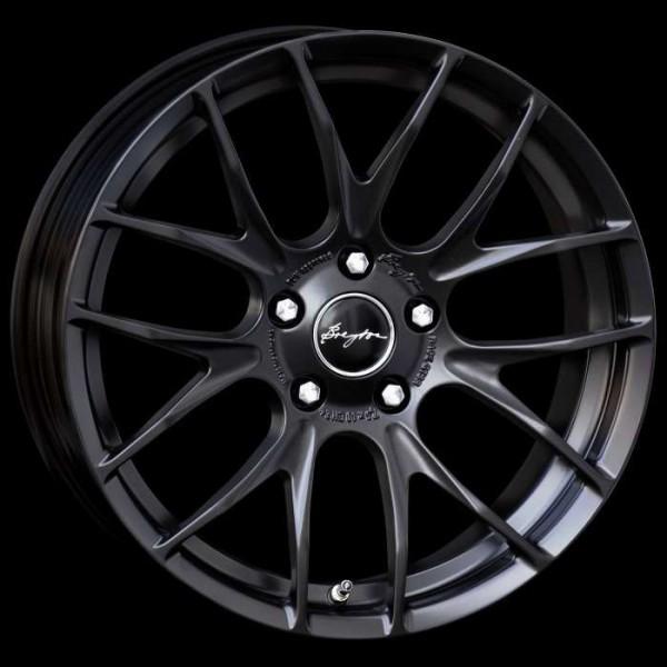 Диск литой R17 Breyton Race GTS-R Matt Black Undercut 7x17 4x100