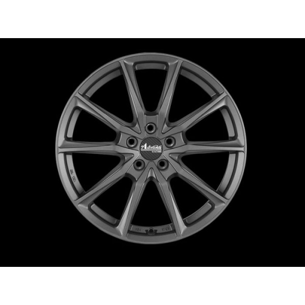 Диск литой R17 Advanti Centurio Dark (ADV15) Matt GunMetal 7,5x17 5x108