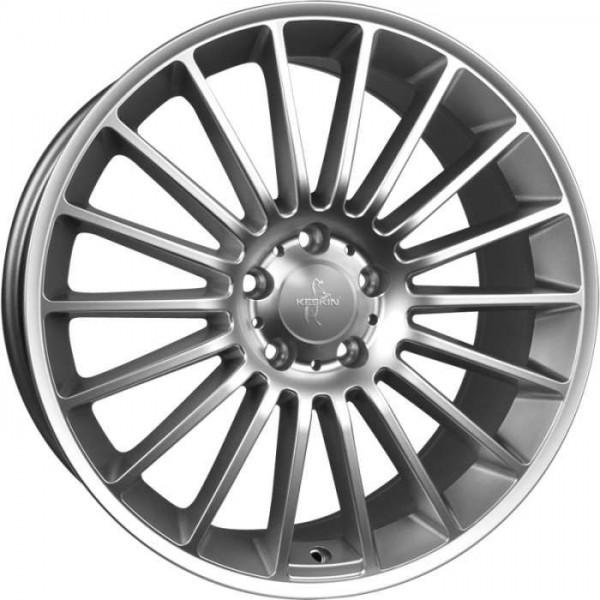 Диск литой R19 Keskin KT15 Speed Silber Grau 8,5x19 5x112