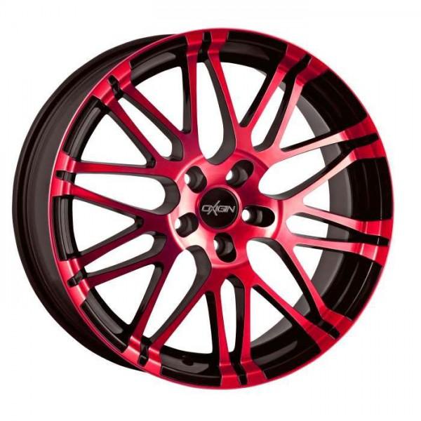 Диск литой R20 Oxigin 14 Oxrock Rot Poliert 11x20 5x114,3